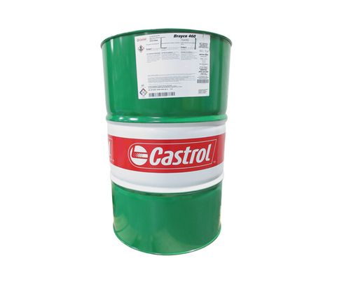 Castrol® Brayco™ 460 Amber MIL-PRF-6081E, Grade 1010/1010N Spec Jet Engine Lubricating Oil - 55 Gallon Steel Drum