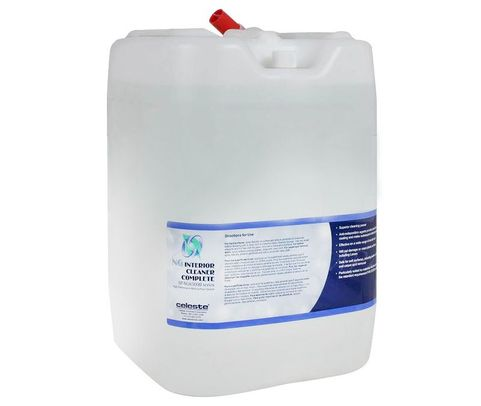 Celeste® SP-85000NG/5 Clear Next Generation Interior Cleaner Complete - 5 Gallon Pail