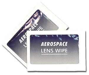 Celeste� TR-LC/A Aerospace Lens Wipe - 100 Wipe/Bag