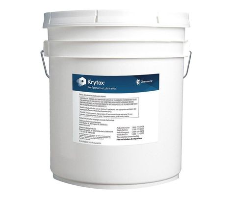 Chemours™ Krytox™ 280 AB White Rust Inhibited Aerospace Grease - 20 Kg Pail