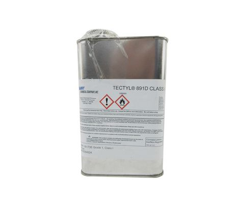 TECTYL� 891D Class I Black MIL-PRF-16173E Grade 1, Class 1 Spec Corrosion Preventive Coating - Quart Can