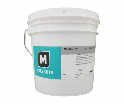 DOW� 4016012 MOLYKOTE� 33 Light Off-White Extreme Low Temperature Grease - 3.6 Kg (8 lb) Pail