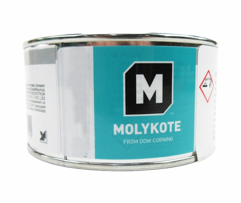 DOW� MOLYKOTE� G-Rapid Plus Black Solid Lubricant Paste - 250 Gram Can