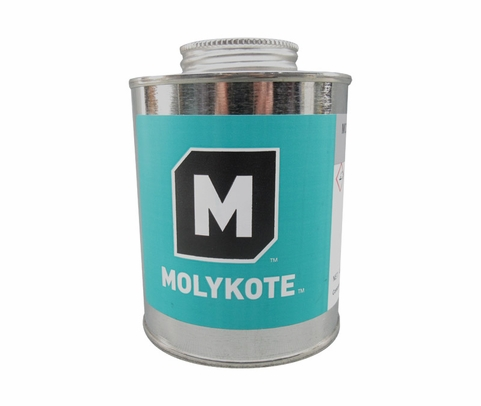 DOW� MOLYKOTE� P 37 Gray Ultra Pure High Temperature Paste - 453 Gram Can