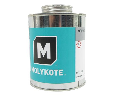 DOW� 2899680 MOLYKOTE� P 37 Gray Ultra Pure High Temperature Paste - 453 Gram Can