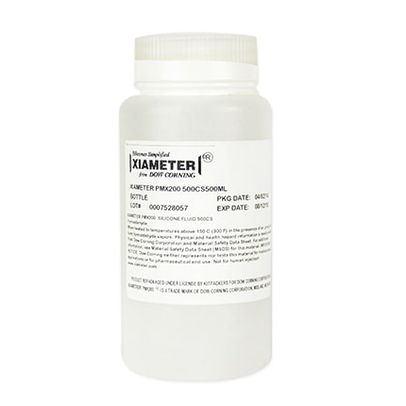 DOW® XIAMETER™ PMX-200 Clear 30,000 cSt Silicone Fluid - Pint Can