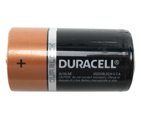 DURACELL® MN1400 Duralock® C-cell Alkaline Button Top Battery - Uncarded Bulk
