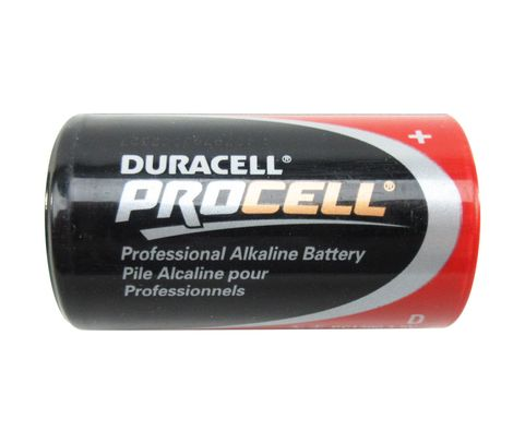 DURACELL® PROCELL® PC1300 Alkaline Battery - D Size