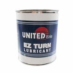 E Z TURN 20860-CAN2 Yellow-Brown MIL-G-6032D AM I Type I Spec Fuel Resistant Lubricant - 1 lb Can