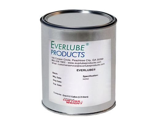 Everlube� 811 Matte Gray Everlube� Standard Spec Low VOC Thermally Cured MoS2/Graphite Based Solid Film Lubricant - Gallon Can