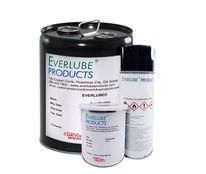 Everlube® Lube-Lok® 1000 Vitreous Bonded High-Temperature Solid Film Lubricant