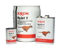 Exxon Mobil HyJet V Fire-Resistant Phosphate Ester Aviation Hydraulic Fluid