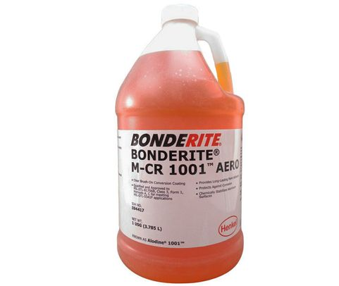 Henkel 594417 BONDERITE® M-CR 1001™ AERO Conversion Coating - - Gallon Jug