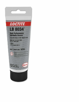 Henkel 36781 LOCTITE� LB 8304� VIPERLUBE� High-Performance Synthetic Grease - 85 Gram (3 oz) Tube