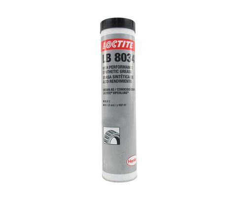 Henkel 36782 LOCTITE� LB 8304� VIPERLUBE� High-Performance Synthetic Grease - 400 Gram (14.1 oz) Cartridge