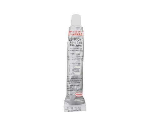 Henkel 51609 LOCTITE® LB 8009™ Gray Heavy-Duty Anti-Seize - 28 Gram (1 oz) Tube