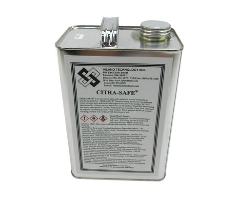 Inland Technology Citra-Safe Solvent Cleaning Compound - Gallon Can