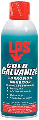 LPS� 00516 Cold Galvanize Corrosion Inhibitor - 14 oz Aerosol Can