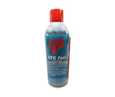 LPS� 03116 CFC Free Electro Clear Fast Evaporating Contact Cleaner - 11 oz Aerosol Can