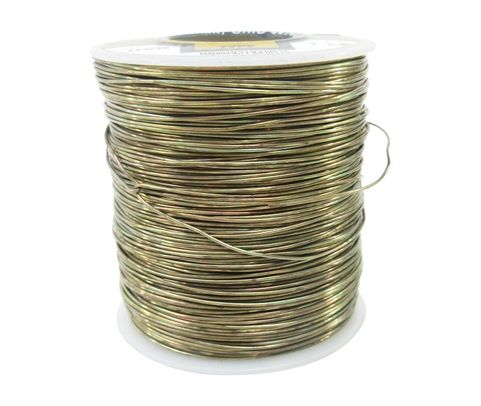 Military Standard MS20995CY25 Copper 0.025 Diameter Breakaway Wire - 1 lb Roll