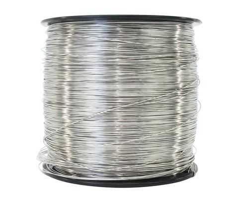 "Military Standard MS20995C20 Stainless Steel 0.020"" Diameter Safety Wire - 5 lb Spool"