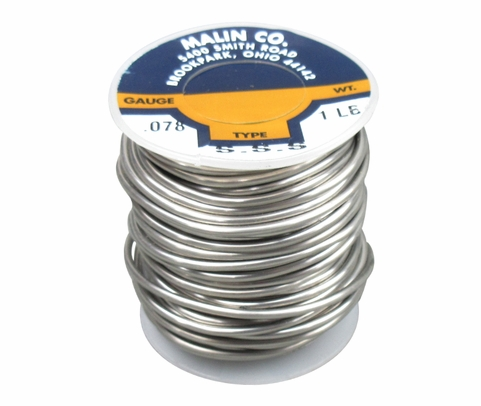 "Military Standard MS20995C78 Stainless Steel 0.078"" Diameter Safety Wire - 1 lb Roll"