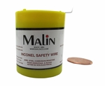 "Military Standard MS20995N32 Inconel 0.032"" Diameter Safety Wire - 1 lb Roll"