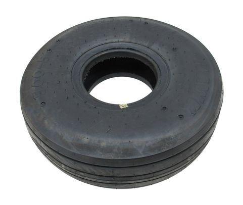 McCreary® AB3D2 Air Hawk® Black 5.00-5 4-Ply Aircraft Tire