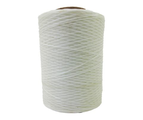 Military Specification A-A-52080-B-5 Natural Nylon/Waxed Finish Tape, Lacing & Tying Cord - 500 Yard Spool
