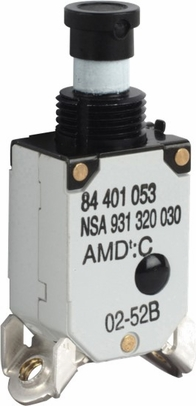 Military Standard MS3320-10 Circuit Breaker - 10 AMP