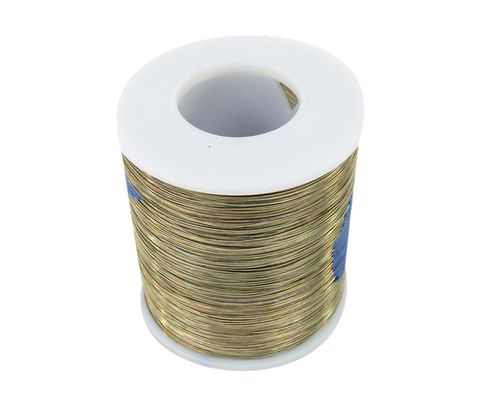 Military Standard MS20995CY15 Copper 0.015 Diameter Breakaway Wire - 1 lb Roll