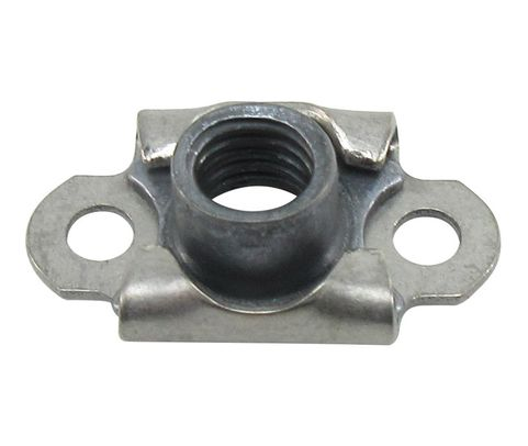 Military Standard MS21919WCE7 Crescent Steel Band 275�F Ethylene Propylene Cushioned Clamp, Loop