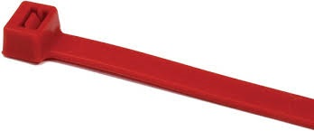 "Military Standard MS3367-2-2 Red Nylon 14"" Strap, Tiedown, Electrical Components"