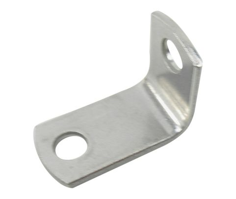 Military Standard MS9592-050 Crescent Steel 90° Bracket, Angle