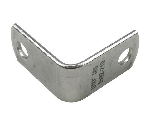 Military Standard MS9592-210 Crescent Steel 90° Bracket, Angle