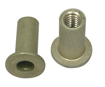 National Aerospace Standard NAS1329A3K130 Aluminum Nut, Plain, Blind Rivet