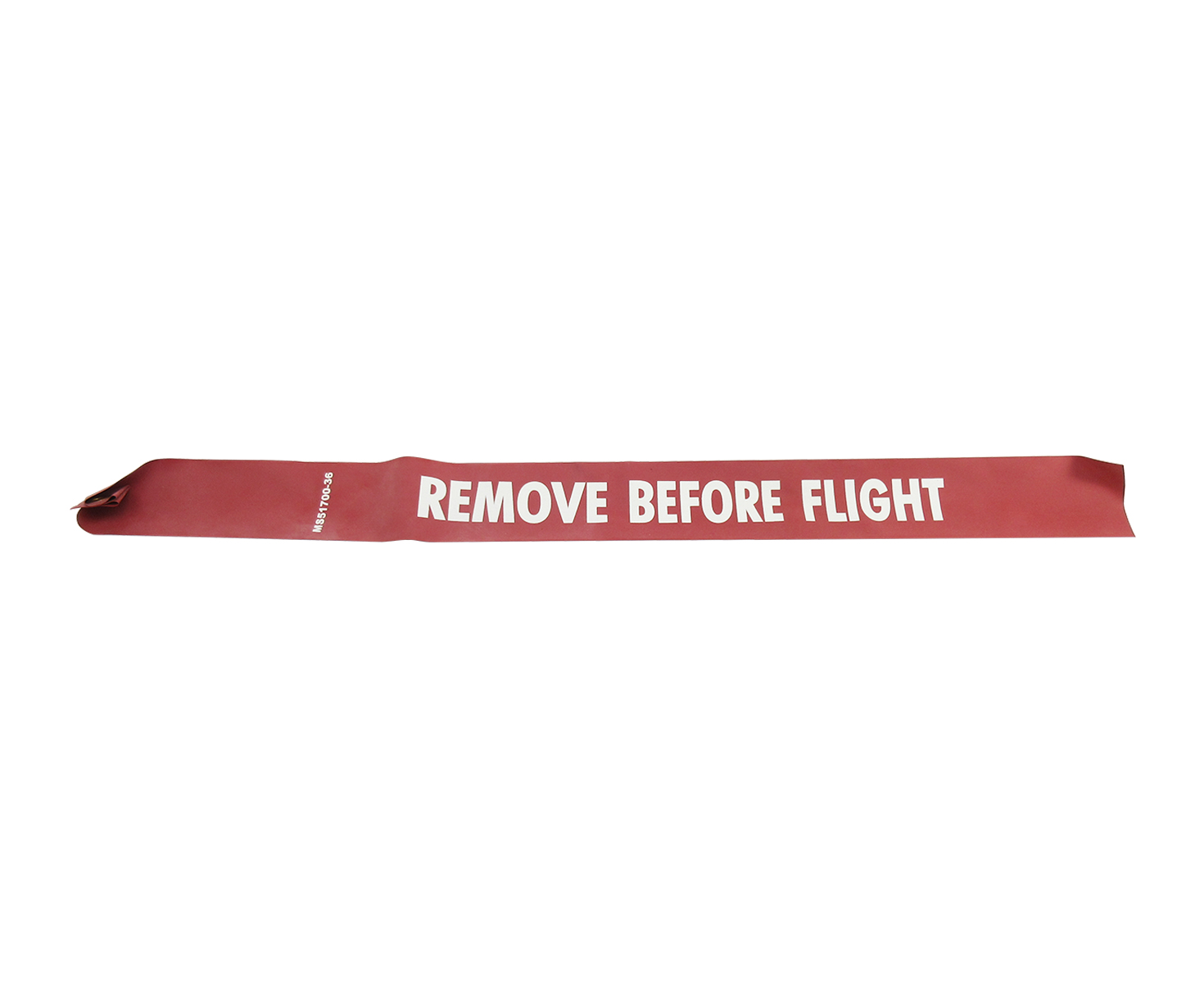 Extra Large Remove Before Flight Streamer