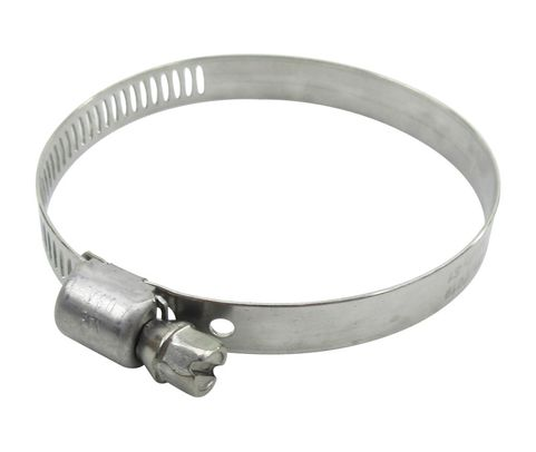 National Aerospace Standard NAS1922-0200-3 Stainless Steel Hex Head Clamp, Hose