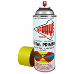Orr-lac 343 Yellow TT-P-1757 Spec Zinc Chromate Aircraft Primer - 11 oz Aerosol Can