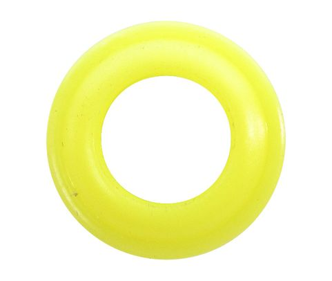 Paco Plastics PE7000-5 Yellow Circuit Breaker Button Cap