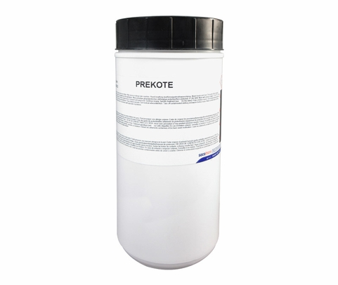 Pantheon® PreKote® 065-1081 Non-Chrome Surface Pretreated Wipe - 50 Wipe/Canister