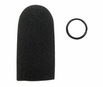 Pilot USA PA-10 Foam Microphone Windscreen - For Electret Microphone