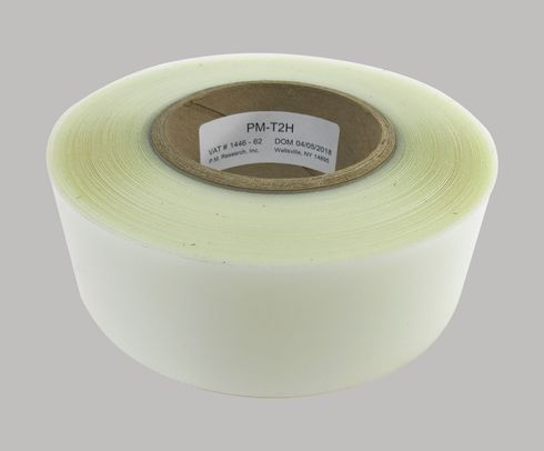 "PM Research PM-T2H Clear 2"" x 100' Aircraft Leading Edge Erosion Tape Kit"