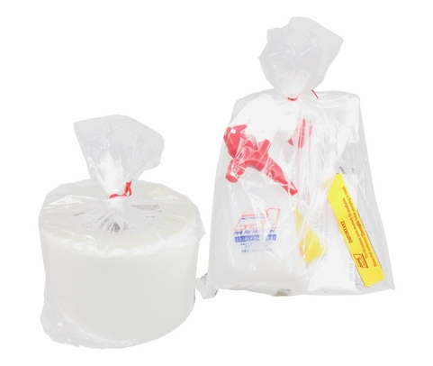 """PM Research PM-T4H Clear 4"""" x 100' Aircraft Leading Edge Erosion Tape Kit"""