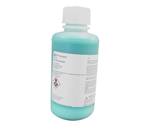 PPG Aerospace® PR-716 Turquoise PRC Standard Spec Sealant Tack Free Coating - 4 oz Plastic Bottle