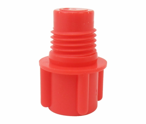 PPG Aerospace� Semco� 234411 Red TC-seal Threaded Cap