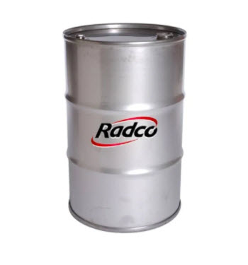 RADCOLUBE® FR257 Red MIL-PRF-87257C Spec Fire-Resistant Synthetic Low Temperature Hydraulic Fluid - 55 Gallon Drum