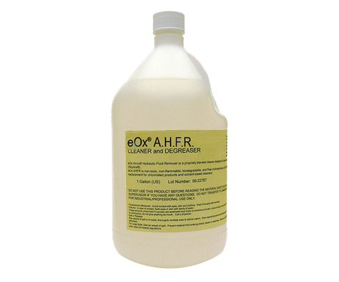 RPM Technology 2520-120 eOx Aircraft Hydraulic Fluid Remover - Gallon Jug