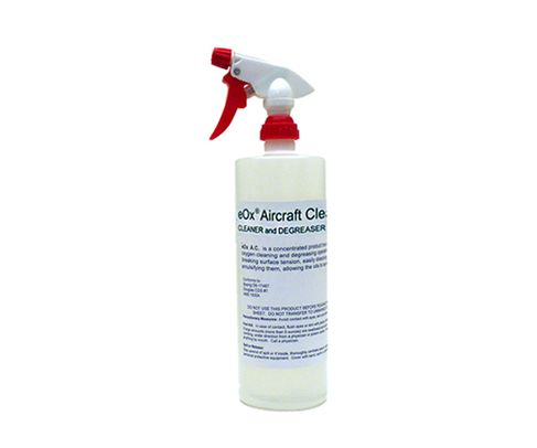 eOx® 2520-115 Aircraft Hydraulic Fluid Remover (AHFR) - 32 oz Trigger-Spray Bottle