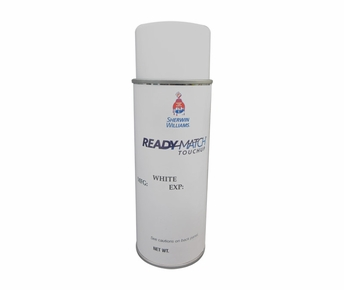 Sherwin-Williams® F75KXW10309-4311 POLANE® White Enamel Propeller Touch-Up Paint - 12 oz Aerosol Can
